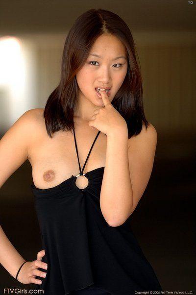 이 :더: 보 아름다운 아시아 Babe 에블린 린 수 이 카메라 하기 캡처 그 평온
