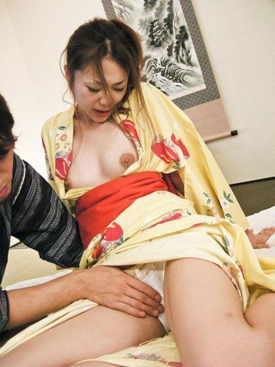 Cute little Asian Sakura Hirota uses her oral sex skills to get a nasty hardcore pleasing