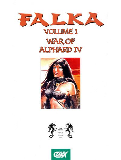[Juan Zanotto] Falka - Volume #01: War of Alphard IV (ENG)