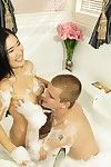 Good-looking Asian woman Mai is a seductive and skillful masseuse