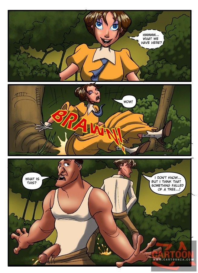 Porno tarzan Tarzan Porn