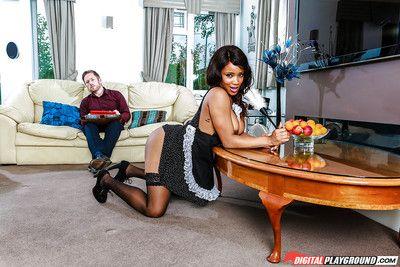 noir Poussin Kiki Mina Séduire Son conjoint dans français Maison Fille tenue