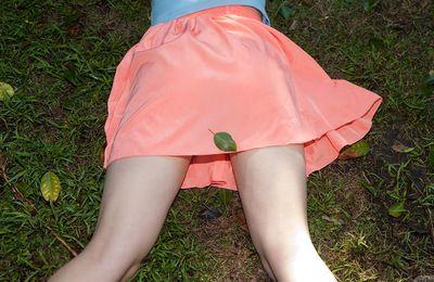 adolescent Sarah Lupe est un Méchant adolescent qui aime exposer Son Méchant cul