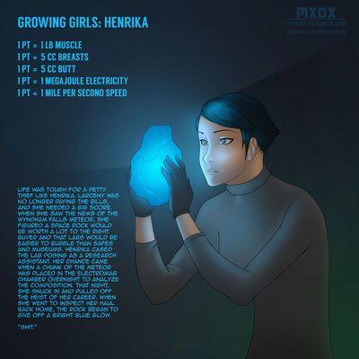 Growing Girls by MoxyDoxy - part 2