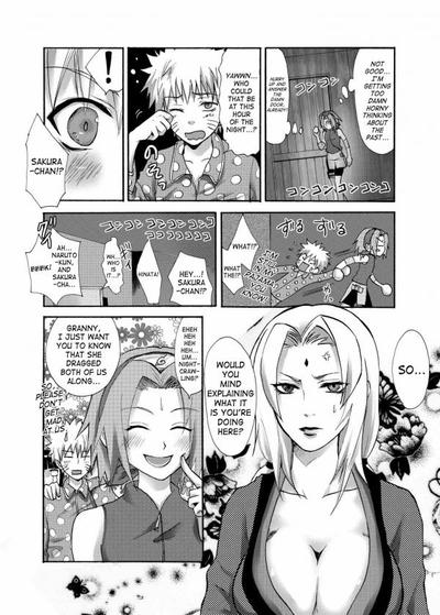Xxx porn manga of Sakura