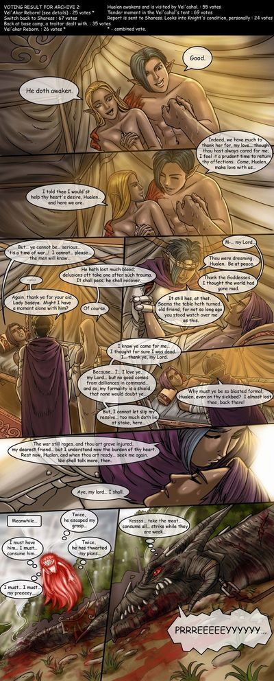 [Drowtales.com - Daydream 2] Chapter 8. Goddess