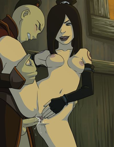 Korra and other prostitutes from this toon love to suck