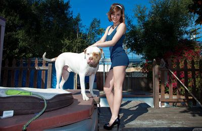Amazing outdoor pipe flashing session by sweaty juvenile dear Athena Adrianna