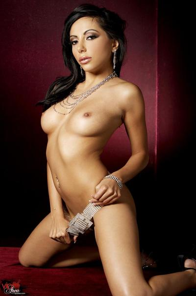 Classy and rounded latino chick Lela Star shows off what she is made of in this softcore gallery