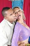 Anna Nova purchases a enormous load of sex cream on her face after demanding fuck with bully dicked swarthy