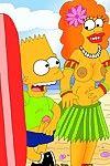 Bart simpson hardcore banging