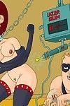 Hot bdsm cartoon characteres everywhere
