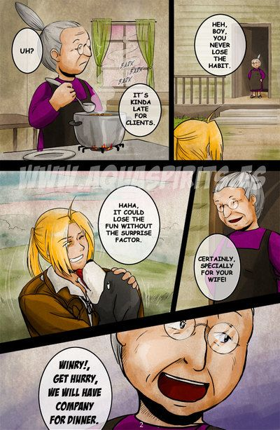 [aquarina] Facts of Life (Fullmetal Alchemist) [ongoing]