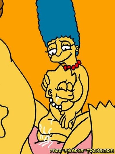 Marge simpson hardcore sex