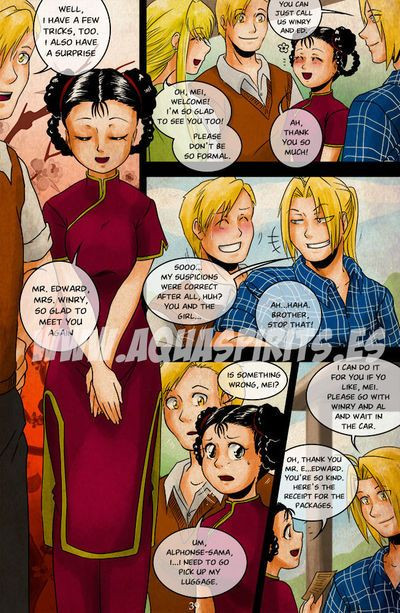 [aquarina] Facts of Life (Fullmetal Alchemist) [ongoing] - part 2