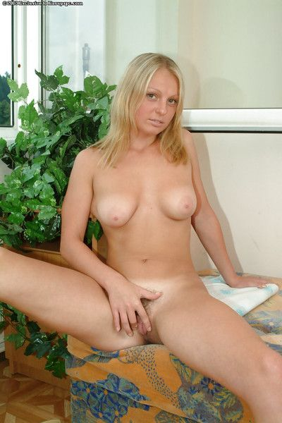 Slight amateur babe Asia is showing her major pantoons in a hot red underwear