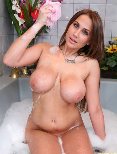 Young dear Alanah Rae likes to ge naughty in kinky solo sessions