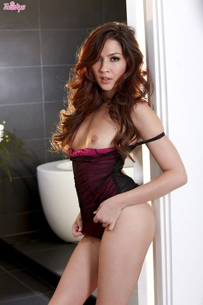 Kinky young lass feels sexually aroused and all set to do whatever for indulgence