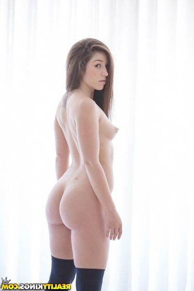 Naked latina