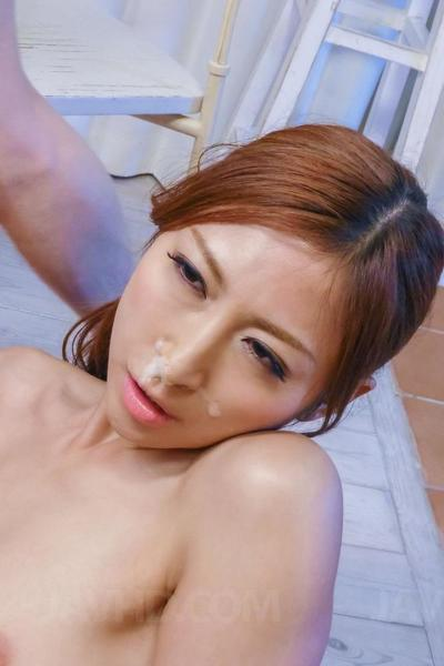 Licentious and sniveling Reira Aisaki is getting her unshaved gentile equipment bonked