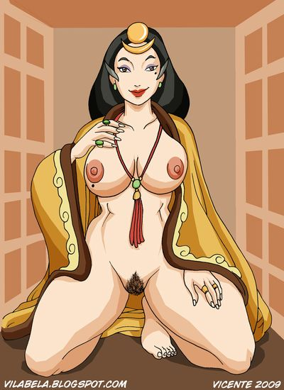 Korra and Aang banging hentai pictures collection