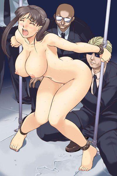 Arousing seasoned fond of S&m and get pleasure it in her gazoo