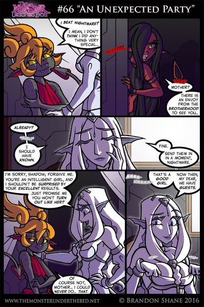 [Brandon Shane] The Animal Beneath the Daybed (Ongoing) - part 2