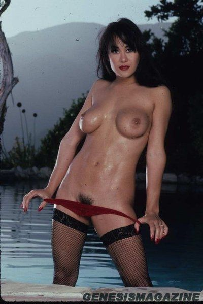Round boobed asian girl Asia Carrera in  swells her legs in belly of u