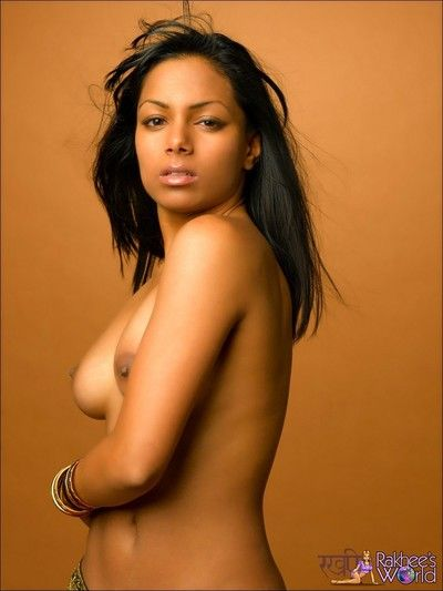 Hot indian babe takes off say no to inform of