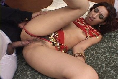 India gets her perfect pussy pounded
